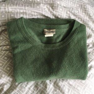 J. Crew 100% Cashmere Sweater, size M
